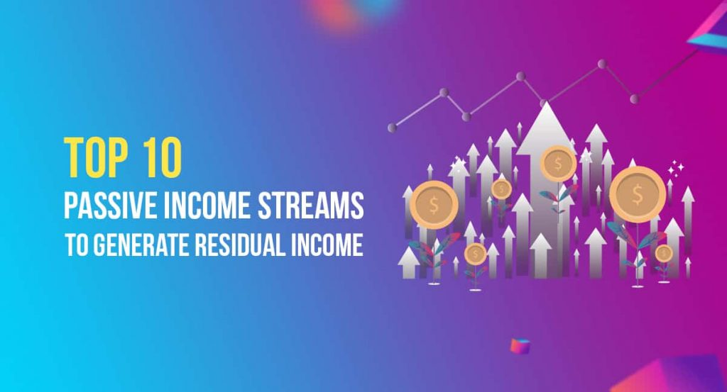 How to start Passive income